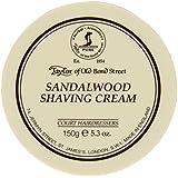 Taylor of Old Bond Street Sandalwood Crema de Afeitar - 150 g