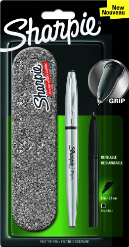 sharpie-pen-grip-stainless-steel-faserschreiber-aktionspaket-schwarz
