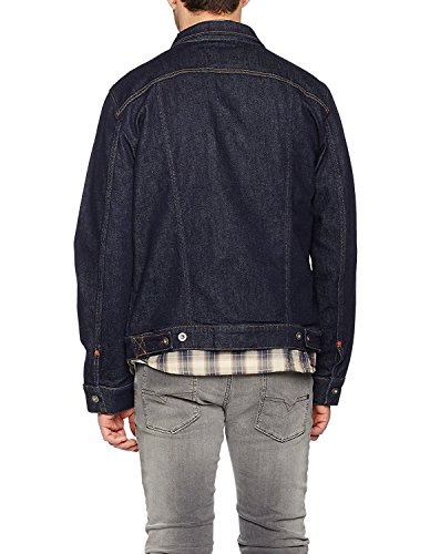 Mustang Herren Jeansjacke New York Jacket Raw