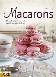 Macarons: Himmlische Baisers mit verführerischer Füllung