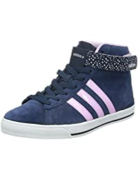 half off 4179d 9ba9d Adidas Daily Twist Mid noir, baskets mode femme