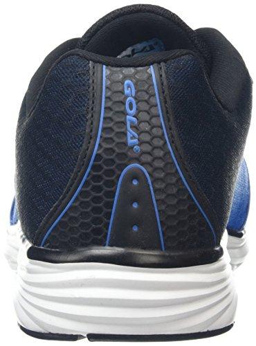 Gola Vallis, Chaussures de Running Entrainement Homme Bleu (Blue/Black)