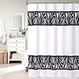 Umweltschutz Duschvorhang, Dicker wasserdicht Vermeiden Sie Mehltau Polyester Material Duschvorhänge 150x180cm, 300x200cm verblassen nicht ( größe : 150*180cm )