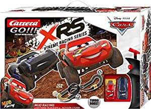 Carrera- Disney·Pixar Cars - Mud Racing, (Stadlbauer 20062478)