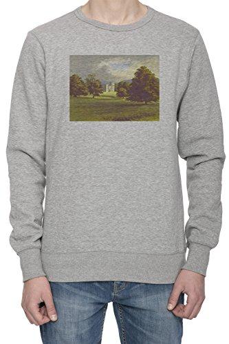 castillo-forbes-hombre-gris-sudadera-saltador-camisa-de-rntrenamiento-mens-grey-sweatshirt-jumper