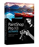PaintShop Pro X8 Ultimate (PC) Bild