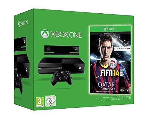 Xbox One Konsole + Kinect - Premium Bundle inkl. Fifa 14 (DLC)
