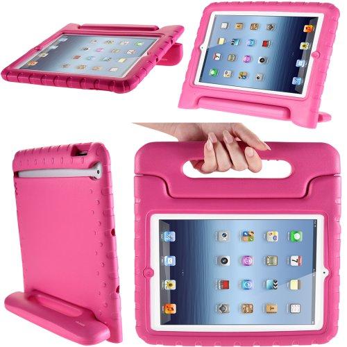 Preisvergleich Produktbild Apple iPad Mini 3 / 2 / 1 Hülle, i-Blason Kido Series mit dem Standhalter für Kinder geeignet (Pink)