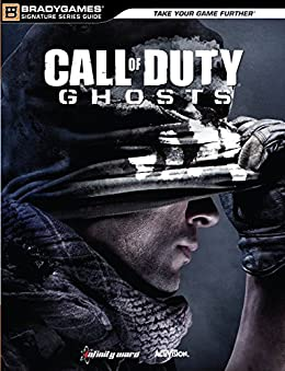 Call of Duty: Ghosts Signature Series Strategy Guide (Bradygames Signature Guides) by [Bradygames]