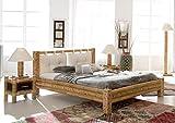 Bambusbett kaufen Bengale 200x200 getigerter Bambus Wasserbett Schlafzimmer