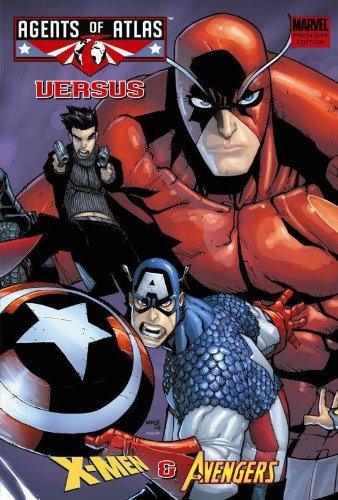 Agents of Atlas versus X-Men and Avengers