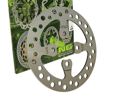 NG disque de frein arrière pour Yamaha Yfz 450 S 06/09, Raptor YFM 700 06/12 ATV, Quad
