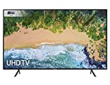 Samsung UE75NU7100 75-Inch 4K Ultra HD Certified HDR Smart TV - Charcoal Black (2018 Model) [Energy Class A+]