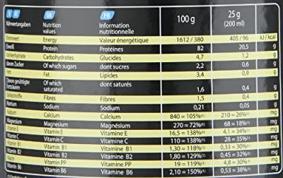 Isostar Powerplay High Protein 90 - 750 g hochwertiges Proteinpulver - Eiweißpulver mit Aminosäuren und Calcium zum effektiven Muskelaufbau - Vanille