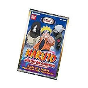 BANDAI Sobres Ampliacion Naruto Serie