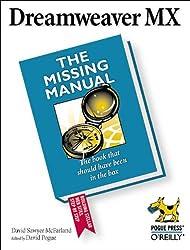 Dreamweaver MX: The Missing Manual by David McFarland (2002-11-30)