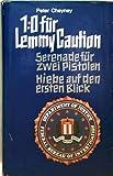 1 : 0 für Lemmy Caution - Serenade für zwei Pistolen - Hieb auf den ersten Blick.