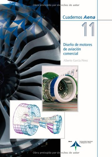 Diseño de motores de aviación comercial (Cuadernos Aena)