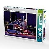 Ein Motiv aus dem Kalender Kenworth W900A EXTHD 1000 Teile Puzzle quer
