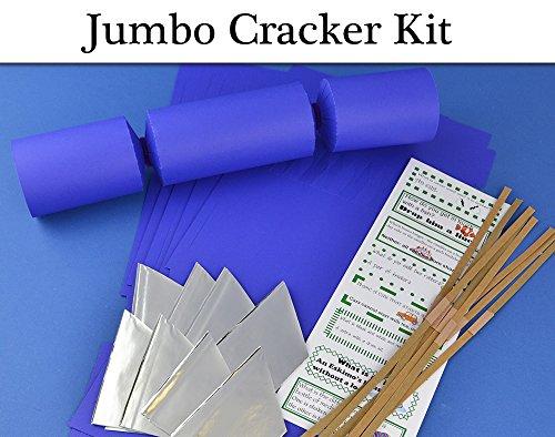 8-jumbo-dark-purple-make-fill-your-own-cracker-making-craft-kit