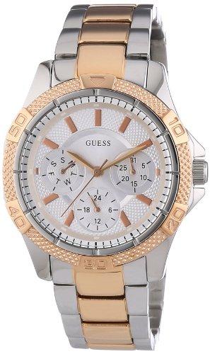 Guess -orologio da polso, caucciù, uomo