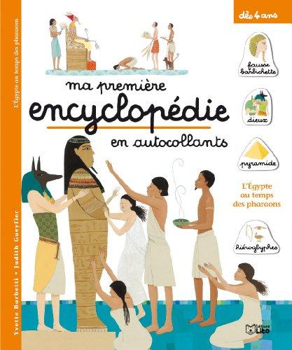 L'Egypte au temps des pharaons par Yvette Barbetti, Judith Gueyfier