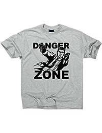 Danger Zone Sterling Malory Archer Fanshirt Fan Logo T-Shirt