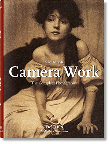 Alfred Stieglitz. Camera Work (Bibliotheca Universalis) por Pam Roberts