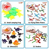 Amy & Benton Party Prizes,120PCS Party Bag Fillers Toys for Kids,Children Birthday Party Favours Assorted Toy for Pinata,Carnival Prizes Bild 2