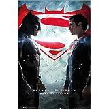 Póster Batman Vs Superman - One Sheet - cartel económico, póster XXL