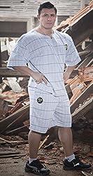 BIG SAM Ragtop Rag Top Sweater Gym T-Shirt UNCLE BODY DOG Logo *3130*