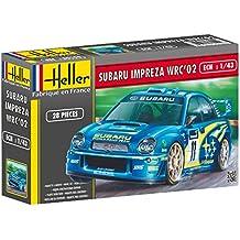 Heller - 80199 - Maqueta para construir - Subaru Impreza Wrc '02 - 1/43