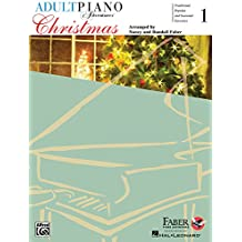 Christmas for All Time - Book 1 with Enhanced CD: Adult Piano Adventures