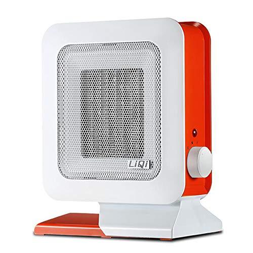 CZWNB Calefacción de cerámica, Mini Calentador Portable del Multi-Uso, mecánico, Velocidad del Control...