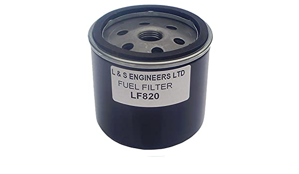 Bobcat Spin On Fuel Filter for Atlas Copco Benford Ausa
