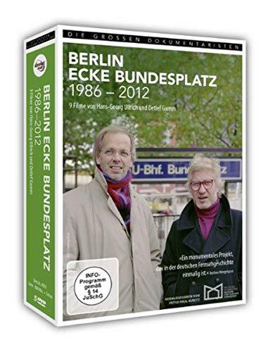 Berlin Ecke Bundesplatz 1986 - 2012 [5 DVDs] -