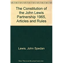 The Constitution of the John Lewis Partnership 1965, Articles and Rules