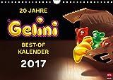 20 Jahre Gelini (Wandkalender 2017 DIN A4 quer): Exklusiver Sonderkalender, das ideale Geschenk (Monatskalender, 14 Seiten ) (CALVENDO Spass)