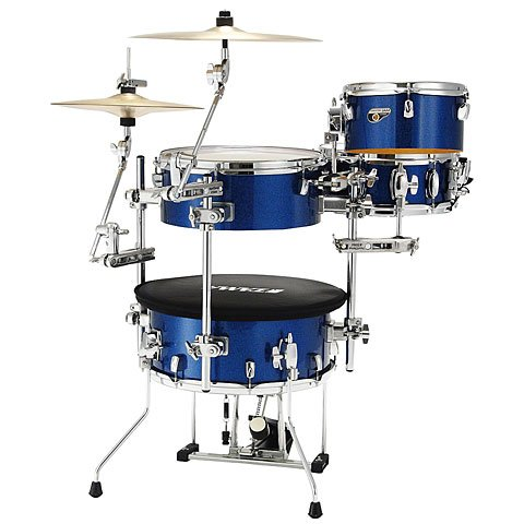"Tama Cocktail-Jam 16"" Indigo Sparkle · Drum Kit"