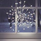 Flexibler LED-Stern Weihnachtsstern 3,6W Als Weihnachtsbeleuchtung,Weihnachtsdeko Für Weihnachtszeit & Weihnachtskranz (Flexibel)
