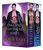 New England Nightwalkers: Steamy, THREE-book paranormal romance collection (English Edition)