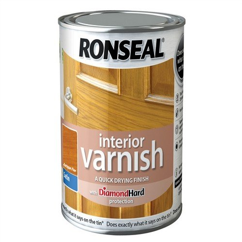 ronseal-rslivsap250-250ml-quick-dry-satin-interior-varnish-antique-pine