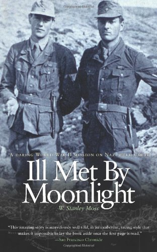 Ill Met By Moonlight by W. Stanley Moss (2011-01-04)