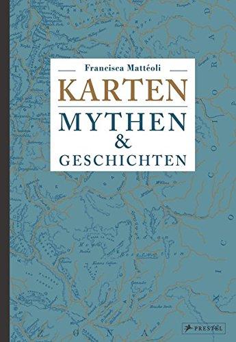 Welt-kunst-karte (Karten: Mythen & Geschichten)