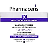 Pharmaceris X -los rayos masaje SUTIL - soothing crema for rehabilitación masaje (175 ml)