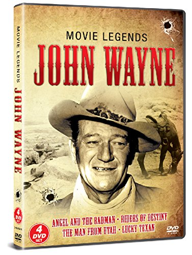 John Wayne Western Collection [DVD]