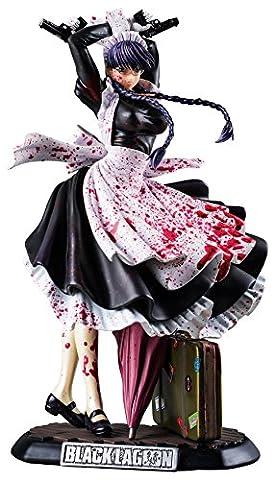 BLACK LAGOON Roberta - bloody ver.- 1/6 scale Polystone Painted