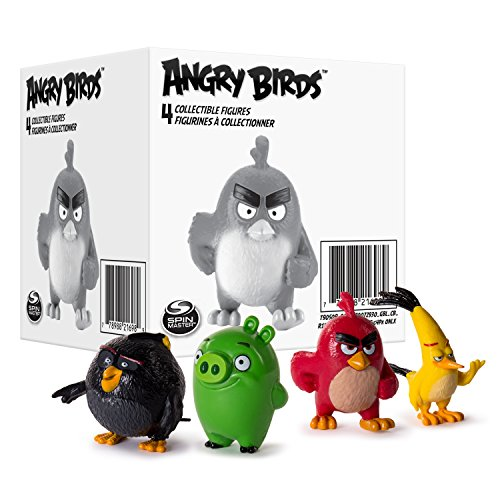 Angry Birds 6028739 - Angry Birds Collezione Personaggi