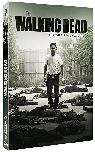 Coffret the walking dead, saison 6 [Edizione: Francia]