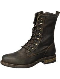 Ca'Shott Damen A12026 Combat Boots